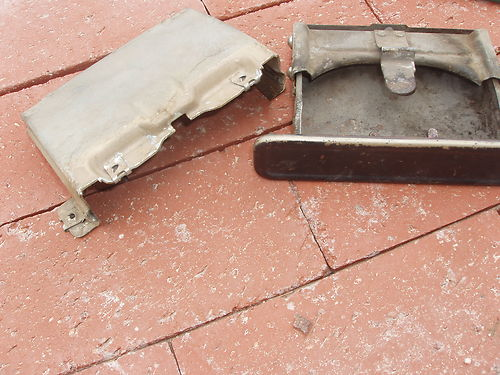 1969 Chevy Ashtray and Mounting Bracket