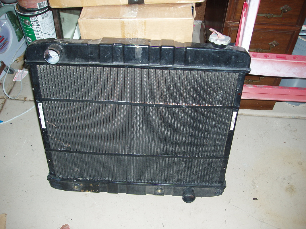 63-66 After-market Radiator $100