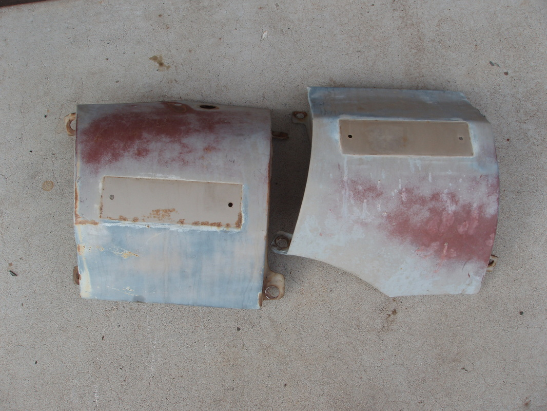 60-66 Upper Fender Panels $25