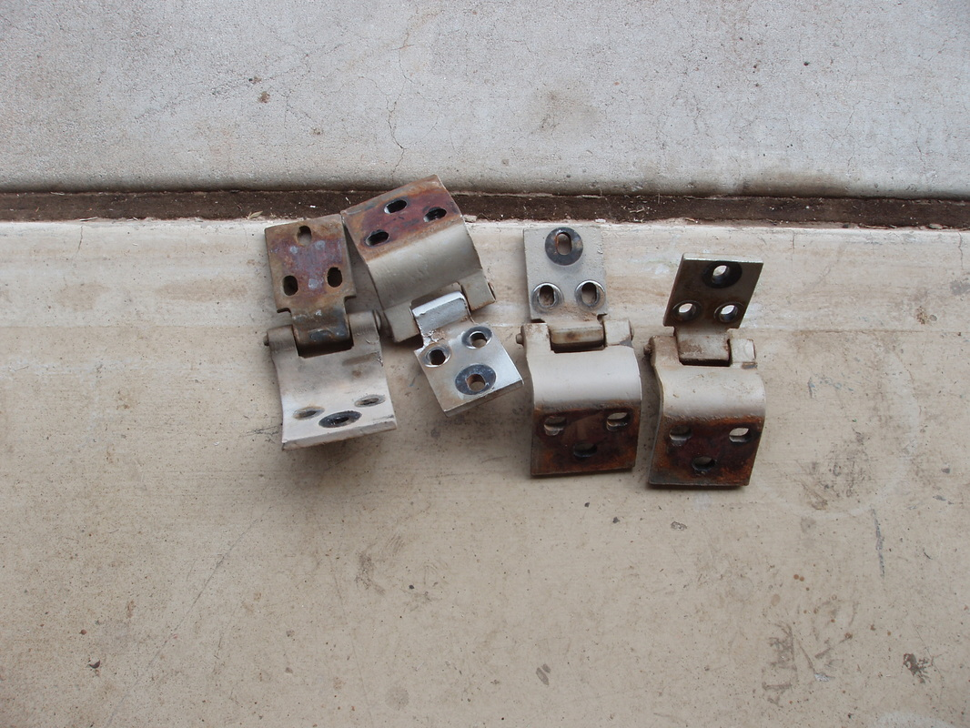 60-66 Door Hinges-$15